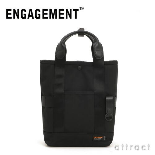 ENGAGEMENT エンゲージメント エンゲージド・ナイロン ショルダートートバッグ(EGST-001)