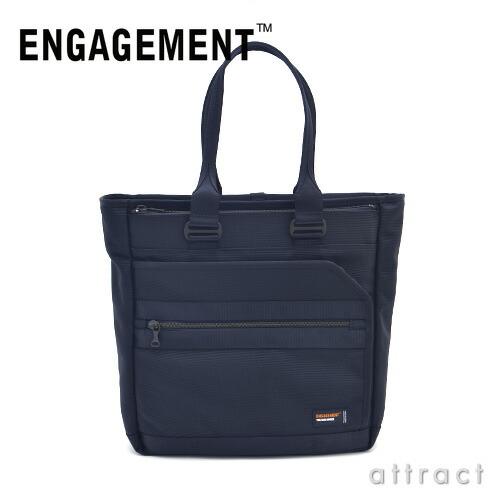 ENGAGEMENT エンゲージメント エンゲージド・ナイロン バックパック トートバッグ 出張&トラベル PC対応(EGTT-005)