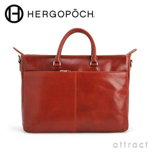 HERGOPOCH エルゴポック Glaze Series 2way ブリーフケース ショルダーバッグ(GL-BF)