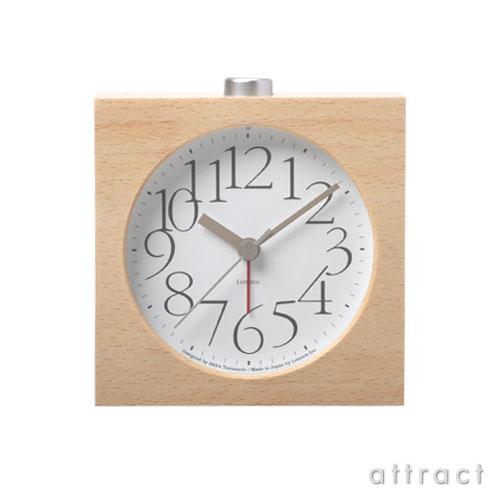 Lemnos レムノス AY Alarm Clock エーワイ アラームクロック