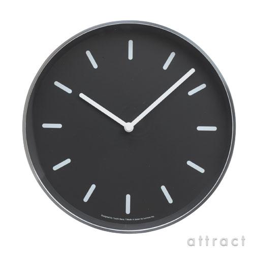 Lemnos レムノス MONO Clock Type B(Φ256mm)