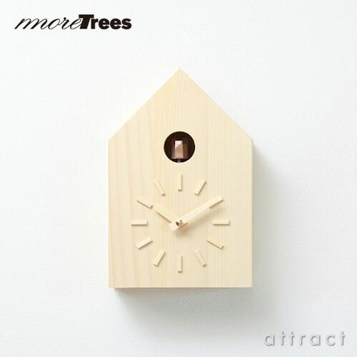 more trees モア トゥリーズ 鳩時計(カッコー時計)