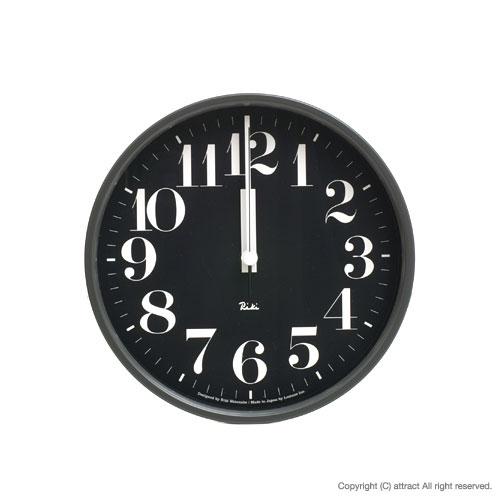 Lemnos レムノス Riki Steel Clock リキ スチールクロック
