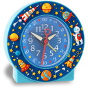 Baby Watch /babywatch children's alarm clock tourist lock Cosmos ( UFO & space )