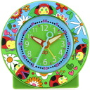 Baby watch /babywatch child service alarm clock kids clock ladybug