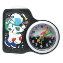 Rakuten Super SALE father's day with baby watch /babywatch DR005 children's alarm clock tourist lock light alarm clock DR 005 space astronaut 02P30May15