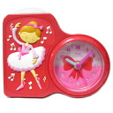 Father's day baby watch /babywatch DR006 children's alarm clock with light alarm clock Ballet