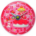Wall hangings clock princess kids clock for baby watch /babywatch nurseries