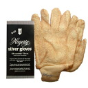 I recommend it to Haggerty silver glove both hands use!