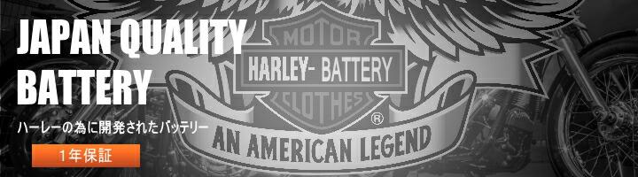 ハーレー専用バッテリー HVT_001