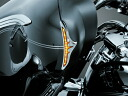 RUN-TURN edge accent Harley parts