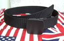 B.B. BELT★Plastic Buckle GI BELT  MADE IN JAPAN