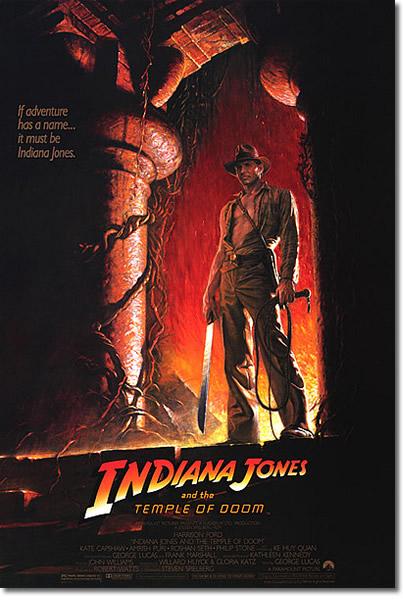 インディ・ジョーンズ/魔宮の伝説 映画『インディ・ジョーンズ/魔宮の伝説』の 枚数限定 オリジナ