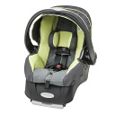 Protect the baby from the hospital when American popular infant-only seat even flow embrace 35 Alhambra evenflo Embrace fs3gm.