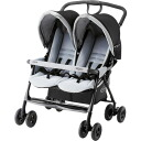 GRACO easy is packed with features! DIO sport black Gemini fs3gm