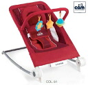 Ninnananna fs3gm (except some) Cam baby bouncer ニンナナンナ (red)