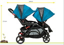 Is the emergence of 2014 the latest models! Conzars-options-elite tandem two-seat stroller ZT015 Contours Options Elite Tandem Stroller upup7 apap8 fs04gm