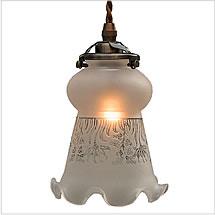 1灯 ガラス ペンダント ライト RADISH ラディッシュ