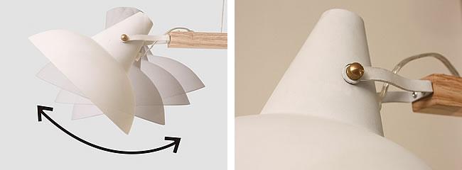 3灯ペンダントライト【Riise】リーセ/DICLASSE/ディクラッセ