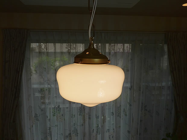 1灯 ガラス ペンダント ライト DROP ドロップ
