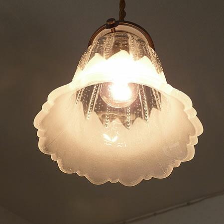 1灯 ガラス ペンダント ライト SIRENA シレーナ