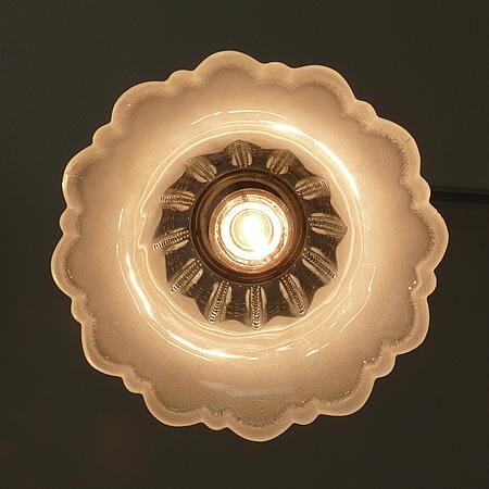 1灯 ガラス ペンダント ライト JSIRENA シレーナ