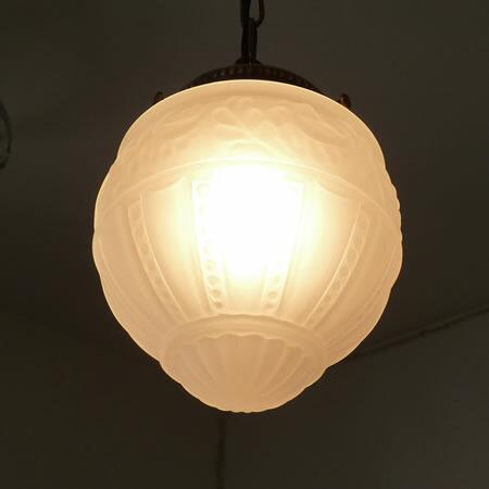 1灯 ガラス ペンダント ライト BROTE ブローテ