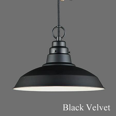 1灯 ペンダントライト ブラックベルベット GLF-3433 後藤照明