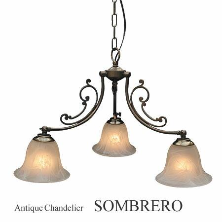 3灯 SOMBRERO ソンブレロ【CP-30AB-416】