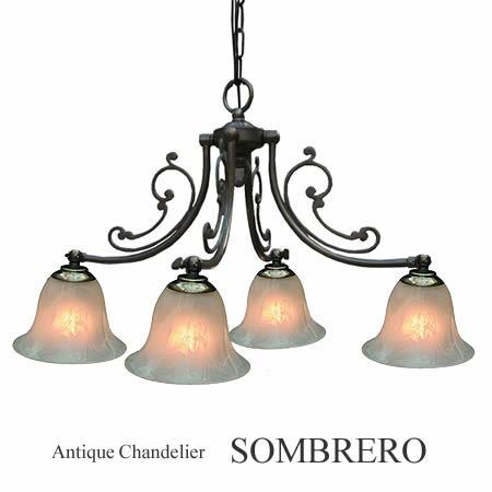 4灯 SOMBRERO ソンブレロ【CP-40AB-416】