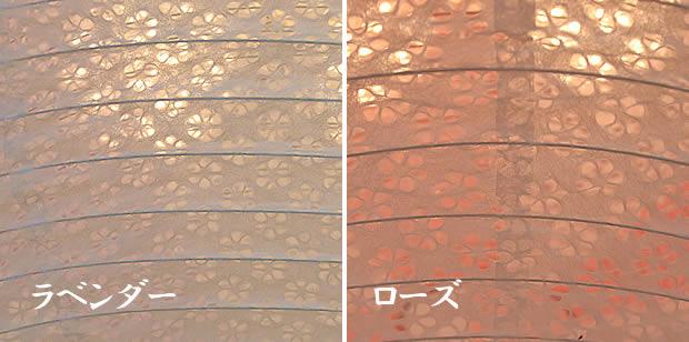 2灯和紙ペンダントライト【二重提灯】彩光デザイン SPN3-1102
