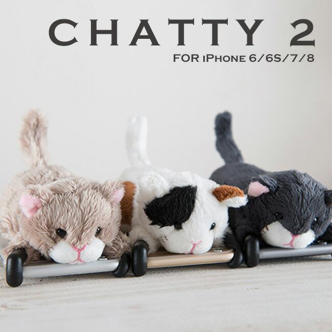 iphone6s iphone6 ������ ���С� ���ޥۥ����� CHATTY �̤������ �ͥ� ǭ
