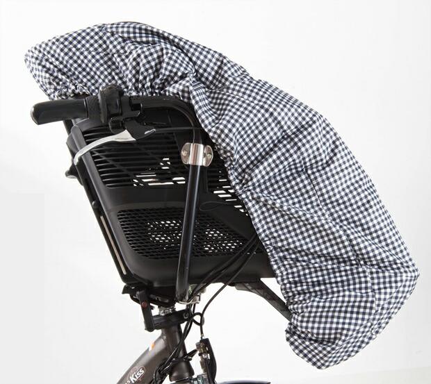 ... 自転車/カバー/子供乗せ/フット
