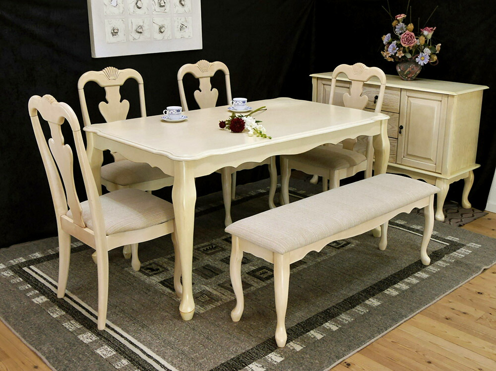 クラシック家具、テーブルセット