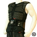 YOROI AIRLY VEST armor cool airy best, introducing the protector for summer!