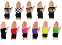 BLP WRIST BRACE of colorful wrist supporter 11 color rich color development wet material so sweat and water resistant!