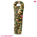 PINK ELEPHANT ♪ BOTTLE COVER pink elephant ♪ bottle cover MASH CAMO ( マッシュカモ )