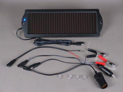 ソーラーバッテリーチャージャー1.5W「1個セット」