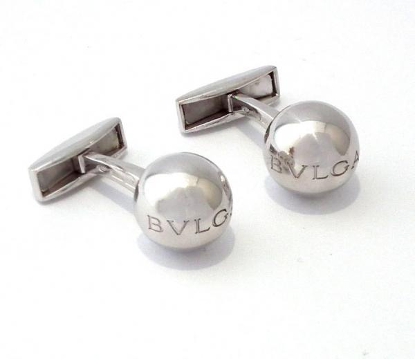 Bvlgari cufflinks