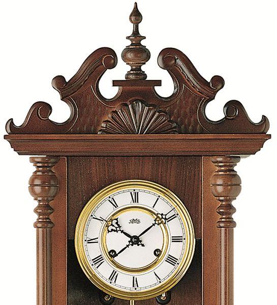 AMSアームスの振り子時計