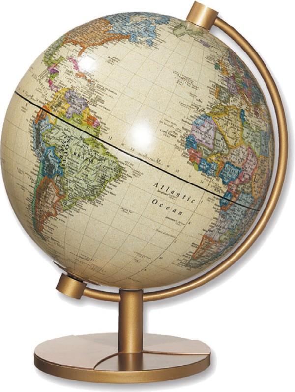 楽天市場】地球儀 アンティーク 28cm STELLANOVA:インテリア雑貨 ...