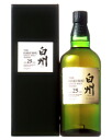 HAKUSHU single malt whisky 25YO 70cl Suntory
