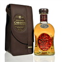 12 40% of limited article CARDHU years 70cl for カーデュ 12 years with 700 ml of 40% leather cases