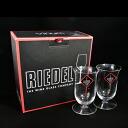 RIEDEL VINUM Single malt tasting glass two pieces sets 6416-80