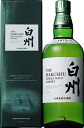 Suntory single malt hakushu 43% 700 ml gift box with HAKUSHU single malt whisky No Age Statement 43% 70 cl with an original box Suntory