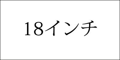 18インチ