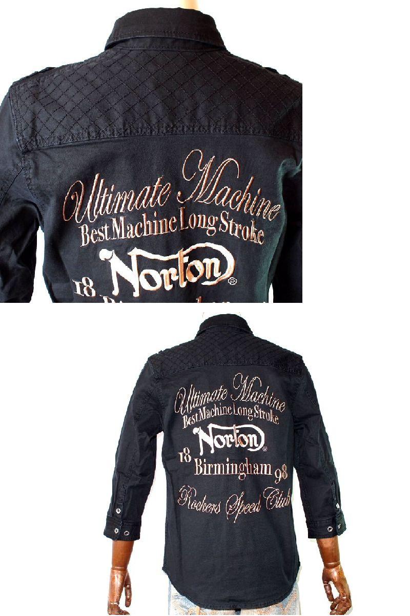 Auc crosschop rakuten global market norton norton for Cross counter tv shirts
