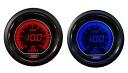 신제품!52φPROSPORT EVO 시리즈 블루/레드 LED 유압계