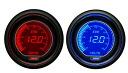 신제품! 52 φ PROSPORT EVO 시리즈 블루/레드 LED 전압 측정기