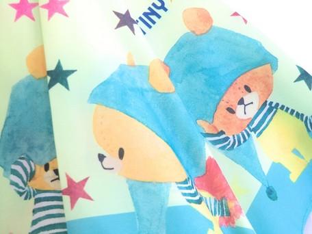 伞的孩子雨衣入场入场准备所有 rolo 转移打印的孩子衣服,服装服装图片